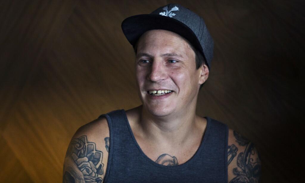 NYTT LIV: Pål Tøien (35), kanskje best kjent under artistnavnet «OnklP», lever en langt roligere tilværelse enn hva han gjorde før - noe han trives svært godt med. Foto: Frank Karlsen / Dagbladet