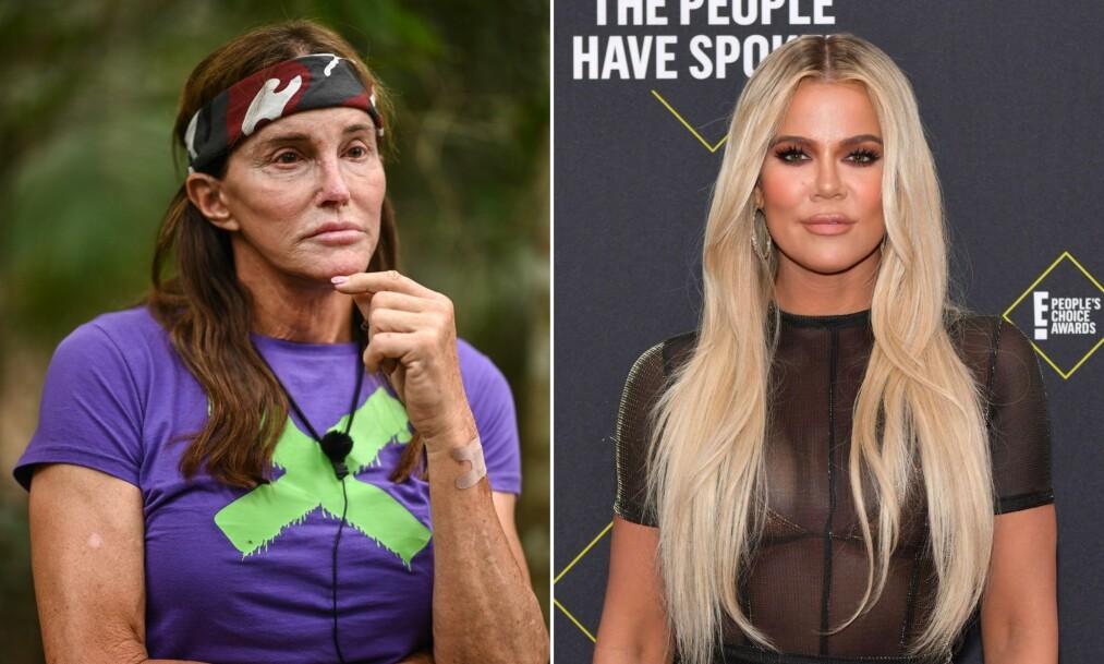 ISFRONT: Caitlyn Jenner snakker om forholdet til stedatteren i realityserien «I'm A Celebrity ... Get Me Out Of Here!». Foto: NTB Scanpix
