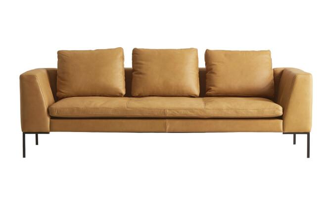 Sofa (kr 35 000, Jotex). FOTO: Produsenten