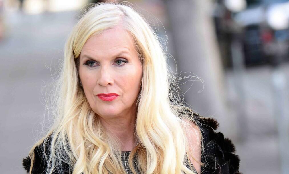 UT MOT ANKLAGER: Gunilla Persson skriver at hun er opprørt over anklagene. Foto: NTB Scanpix