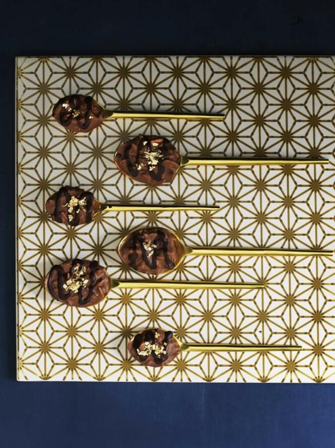 Det sies at praliner skal være skapt av kokken hos den franske fyrsten PlessinPraslin (1598–1675). FOTO: Columbus Leth