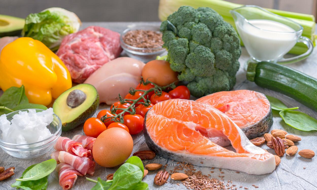 DIETT: SUNT og variert kosthold er mulig også ved IBS. Foto: NTB Scanpix/Shutterstock