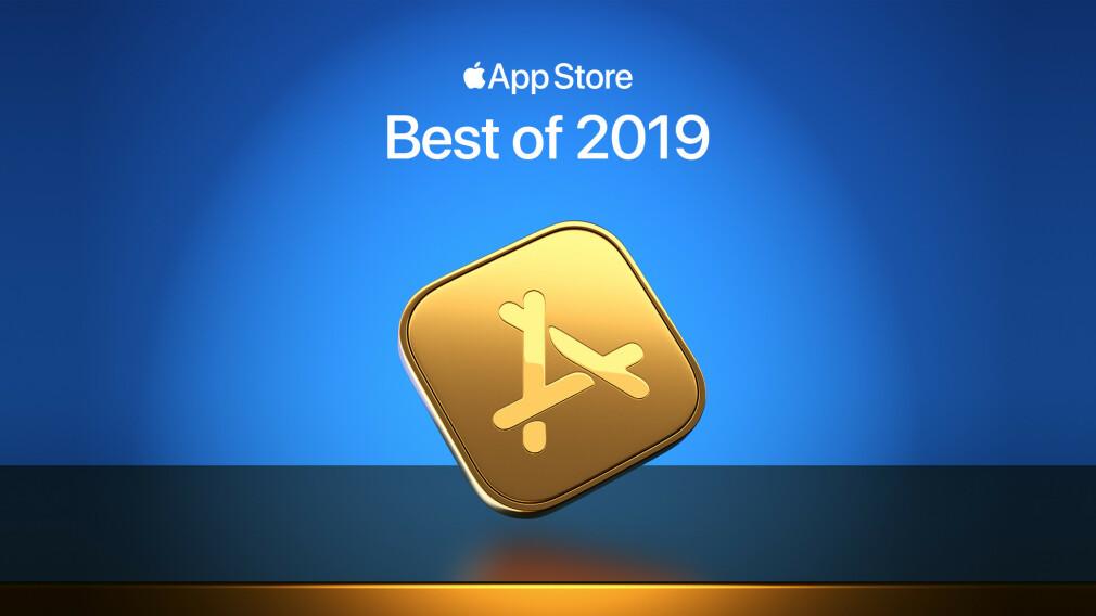 TID FOR ÅRSBESTE: Apple kårer hvert år sine favorittapper til iPhone, iPad, Mac og Apple TV. Foto: Apple