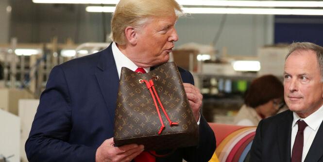 image: Trump truer med luksusskatt