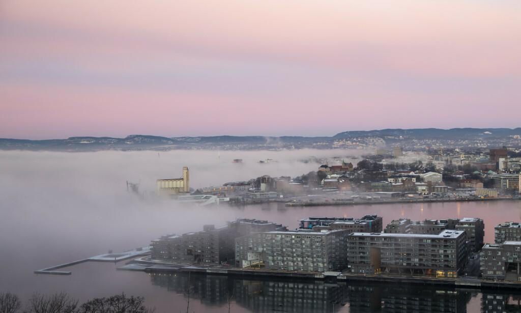 REKORD: Det har aldri vært så mange boligbytter i Norge som i 2019. Likevel går vi ut av året med prisvekst. Foto: NTB scanpix