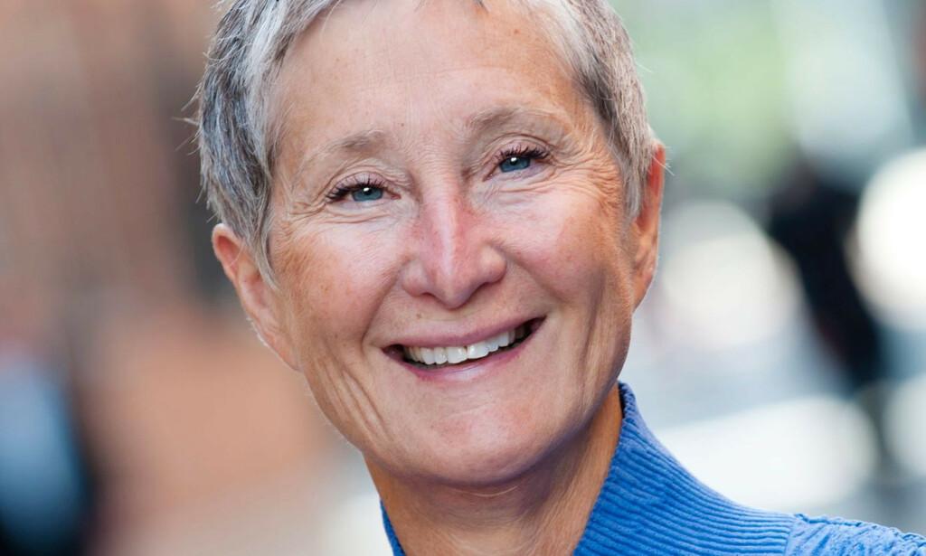 - STYGG SAK: Professor Peggy Simcic mener saken er en sprekk i kongehusets troverdighet. Foto: Torbjørn Brovold / BI