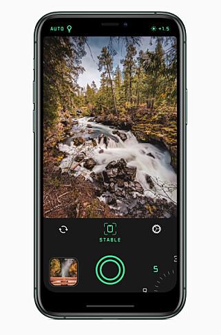 LANG LUKKERTID: Apple har kåret Spectre Camera til årets beste iPhone-app.