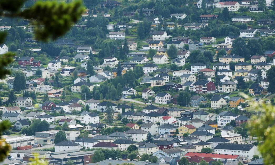<strong>NYE TALL:</strong> Vi har nå lagt bak oss den lengste sammenhengende perioden med moderat prisutvikling som vi har hatt i det norske boligmarkedet. Foto: Håkon Mosvold Larsen / NTB scanpix