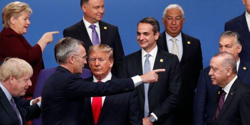 image: Ego-trippenes toppmøte