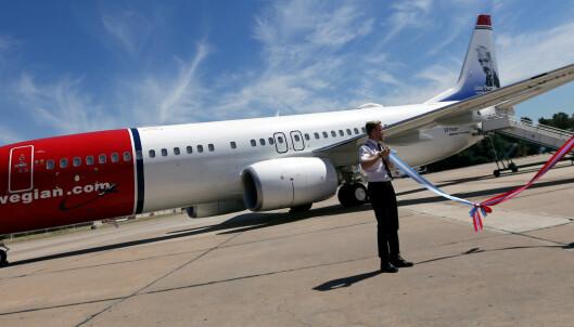 Norwegian selger argentinsk datterselskap