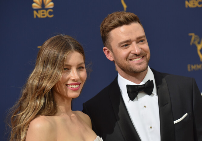 STABILT PAR: Justin Timberlake og Jessica Biel har vært sammen i mange år. Foto: NTB Scanpix