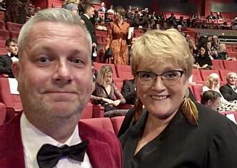 <strong>KULTUR:</strong> Jan-Christian Kolstø er statssekretær for kulturminister Trine Skei Grande. Foto: Selfie
