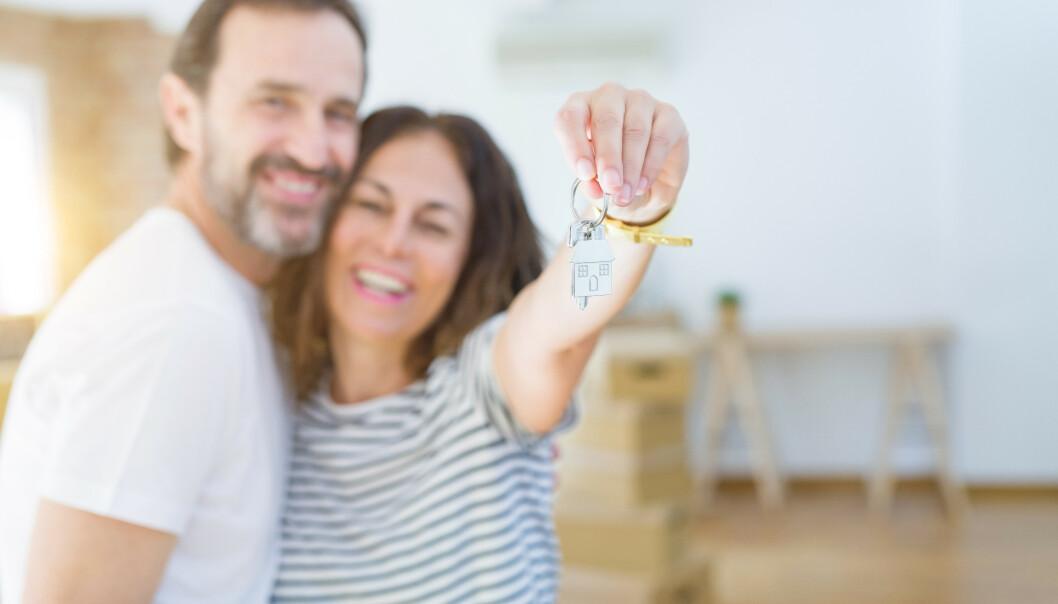 Bruker du tjue minutter hver uke på å lete etter nøklene dine, vil du i løpet av 40 år ha lett i 90 dager. Not so fun fact, der altså. Foto: Scanpix/Shutterstock