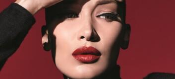 Stor test av røde leppestifter
