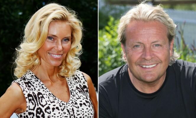 <strong>TV-KLARE:</strong> Anna Anka og Runar Søgaard. Foto: NTB Scanpix / Morten Eik, Se og Hør