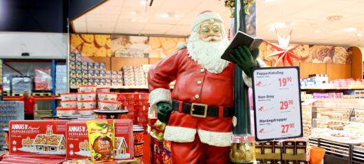 Julevarene som er billigere i Sverige