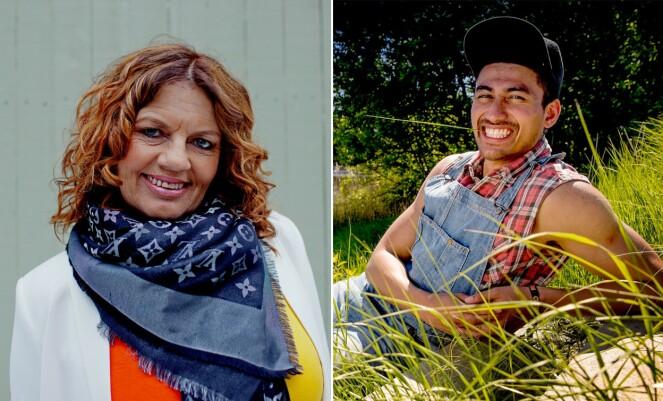 <strong>UTFORDRERE:</strong> Berit Riise og Stian Sandø. Foto: NTB Scanpix / Bjørn Langsem, Dagbladet