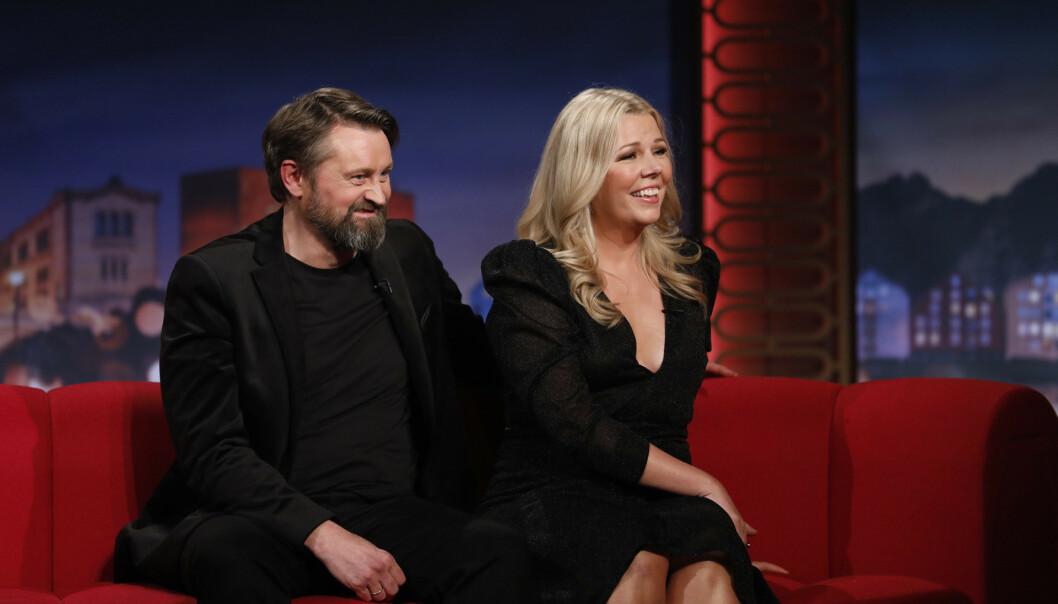 <strong>COMEBACK:</strong> Thomas Numme blir igjen å se på tv-skjermen, denne gang med kona. Foto: TV 2