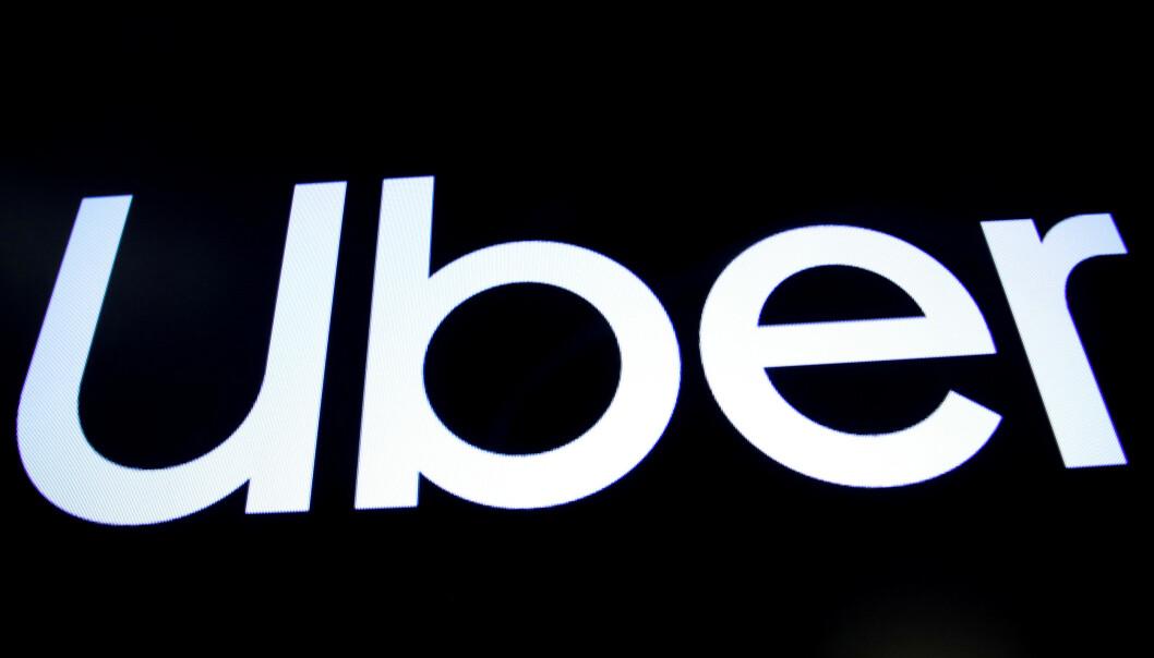 <strong>LEGGER FRAM RAPPORT:</strong> Uber legger fram en rapport om sikkerhet for reisende med tjenesten natt til fredag. Foto: REUTERS/Brendan McDermid/File Photo