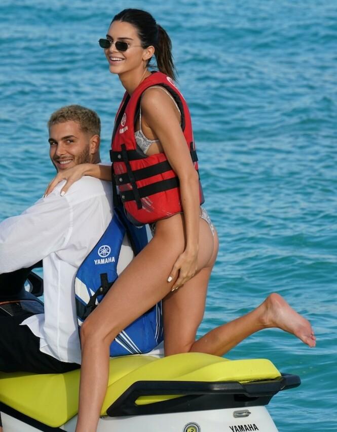 <strong>LEVDE LIVET:</strong> Det virker som at Kendall levde livet i Miami på aller beste måte. Foto: NTB Scanpix