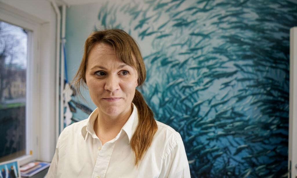 - VISER AT DET VIRKER: Linnéa Engström fra MSC mener Dagbladets avsløringer viser at ordningen fungerer. Foto: Øistein Norum Monsen/Dagbladet