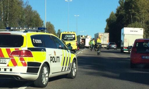 image: Dårlige sjåfører i halvparten av dødsulykkene