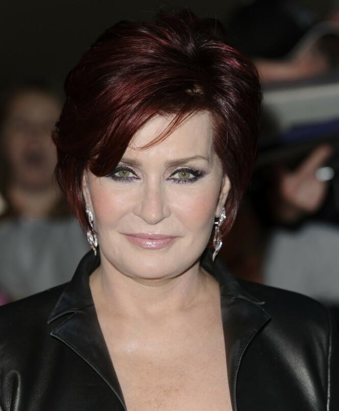 KJENT KVINNE: Sharon Osbourne har utvilsomt levd et innholdsrikt liv. Foto: NTB Scanpix