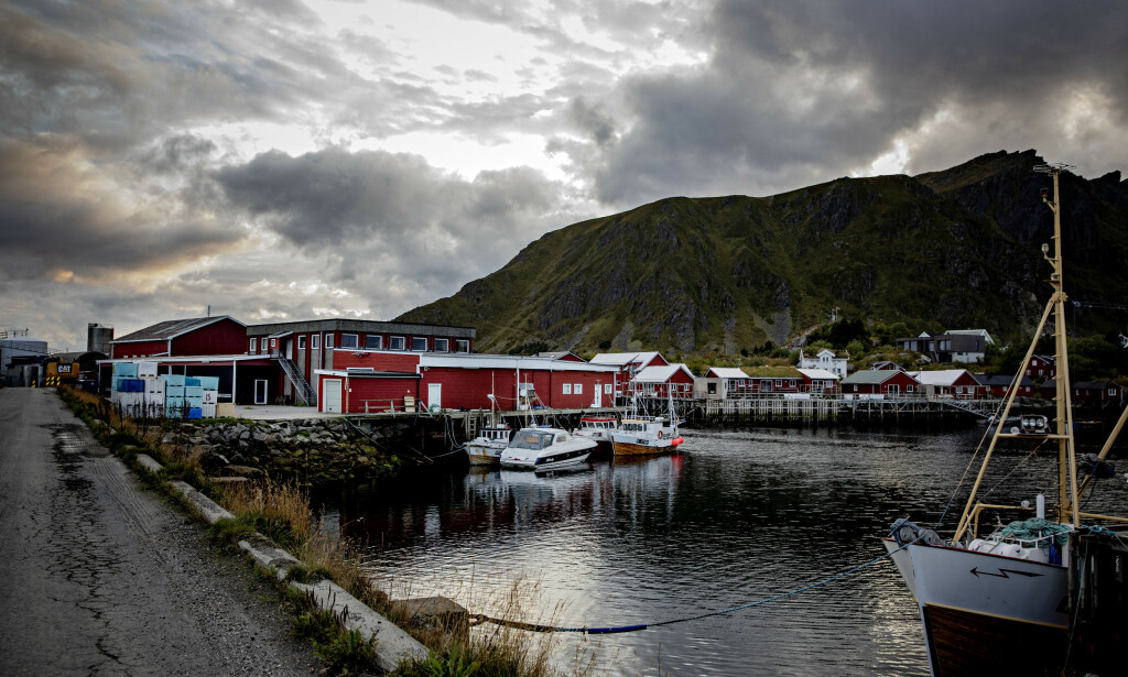 KAN BLI BØTELAGT: Også Lofoten Fish Export har hatt litauiske arbeidere fra Adversitus-nettverket. Arbeidstilsynet har funnet ulovligheter. Foto: Nina Hansen / DAGBLADET