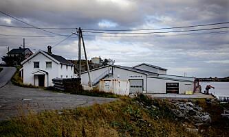 IKKE SVAR: Hos Ballstad Fisk AS i Lofoten er det brudd på arbeidstidsreglene. De har ikke svart på Dagbladets henvendelser. Foto: Nina Hansen / DAGBLADET