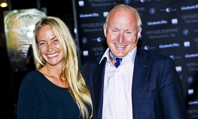<strong>SKAL OGSÅ GIFTE SEG:</strong> I likhet med datteren Isabelle har Christian Ringnes forlovet seg i år - han med Lotte Birgitta Inger (t.v.). Foto: NTB Scanpix