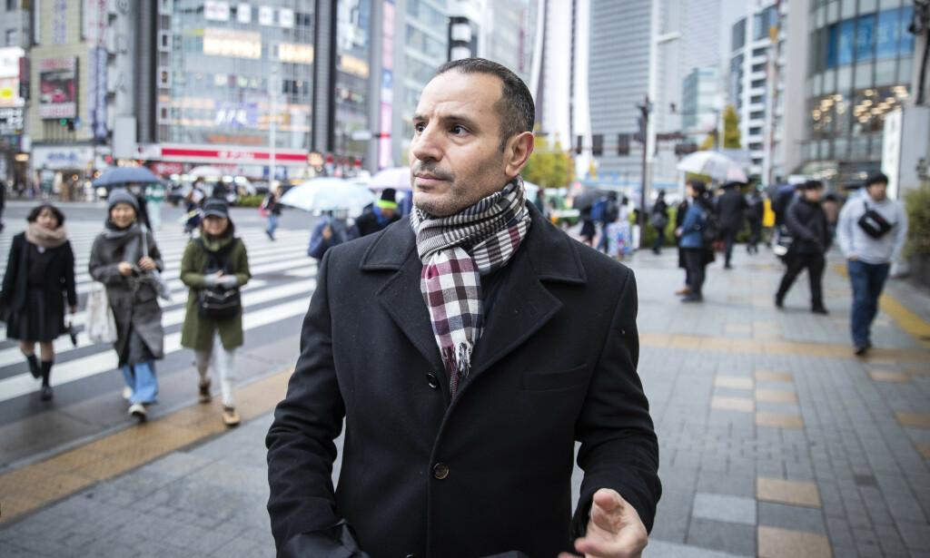 ADVOKAT: Farid Bouras i Advokatfirmaet Elden representerer den fornærmede kvinnen.  Foto: Bjørn Langsem / Dagbladet