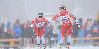 image: Klasseforskjell da Norge vant stafetten