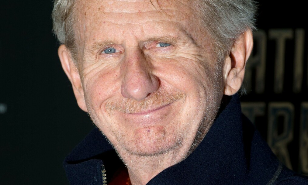 <strong>DØD:</strong> Skuespilleren René Auberjonois (79) døde av kreft søndag. Bildet er fra et Star Trek-arrangement i 2012. Foto: Leon Neal / AFP