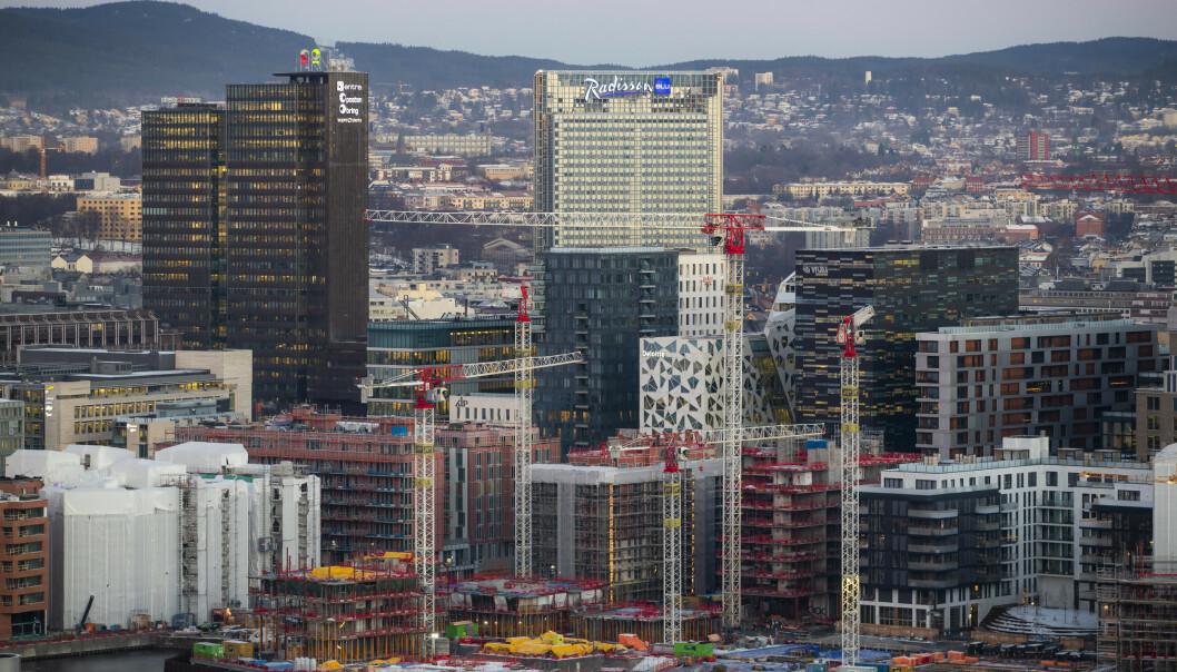 For 15. år på rad kåres Norge til verdens beste land å bo i av FN. Men den ferske rapporten uttrykker også bekymring for økte forskjeller rundt om i verden. Arkivfoto: Håkon Mosvold Larsen / NTB scanpix