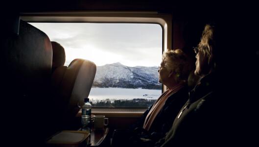 Vy beholder Bergensbanen