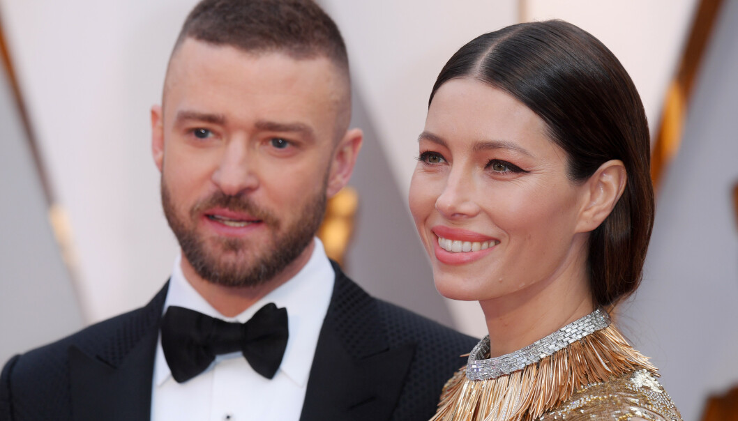 <strong>NESTEN-SKANDALE:</strong> Justin Timberlake ble nylig avbildet hånd i hånd med en skuspillerkollega, bilder som førte til at han valgte å gå offentlig ut med en unnskyldning til kona, Jessica Biel. Foto: NTB Scanpix