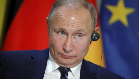 Putin: Georgisk mann drept i Berlin var en «forbryter»