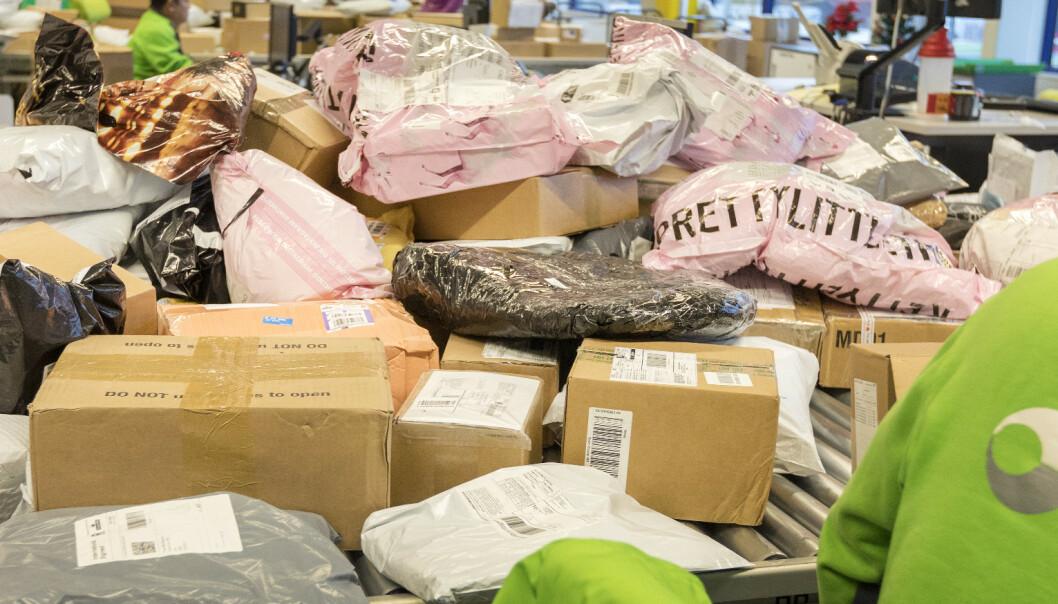 Nye momsregler: Frykter folk ikke vil hente ut pakker