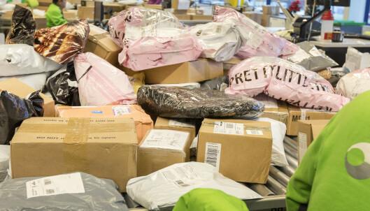 Snart trer nye momsregler i kraft: Frykter folk ikke vil hente ut pakker
