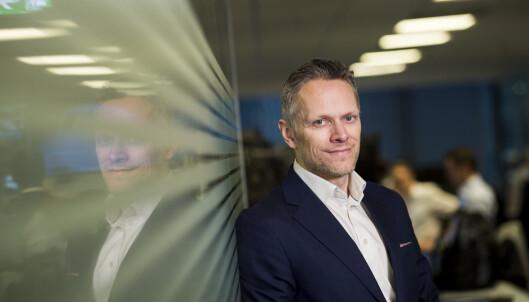 <strong>WTO SVEKKES:</strong> Det mener Christian Lie, sjefstrateg i Danske Bank. Foto: Danske Bank