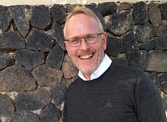<strong>BLÅ KORS:</strong> Generalsekretær i Blå Kors, Kjetil Haga, mener Discovery kunne ha droppet denne julekalenderen. Foto: Privat