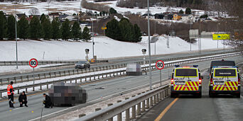 image: Sjåfør siktet etter skrekkulykke
