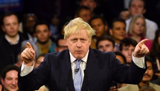 Brakvalg for Boris. «Dødsdom» for Corbyn