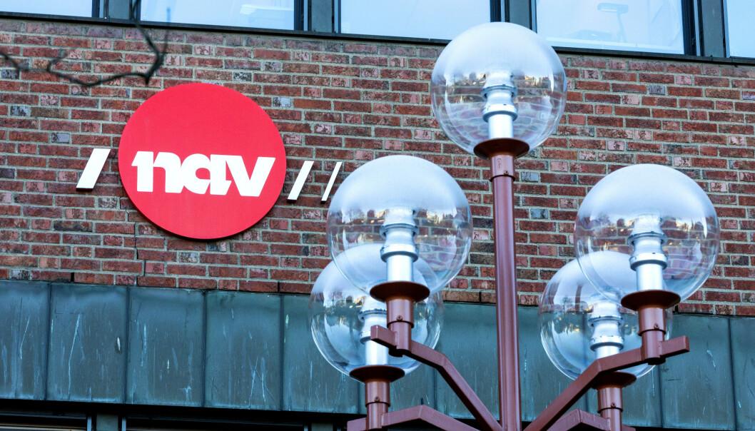 Nav laget egne krav for hvor mye trygdemisbruk de skulle avdekke. Foto: Gorm Kallestad / NTB scanpix.