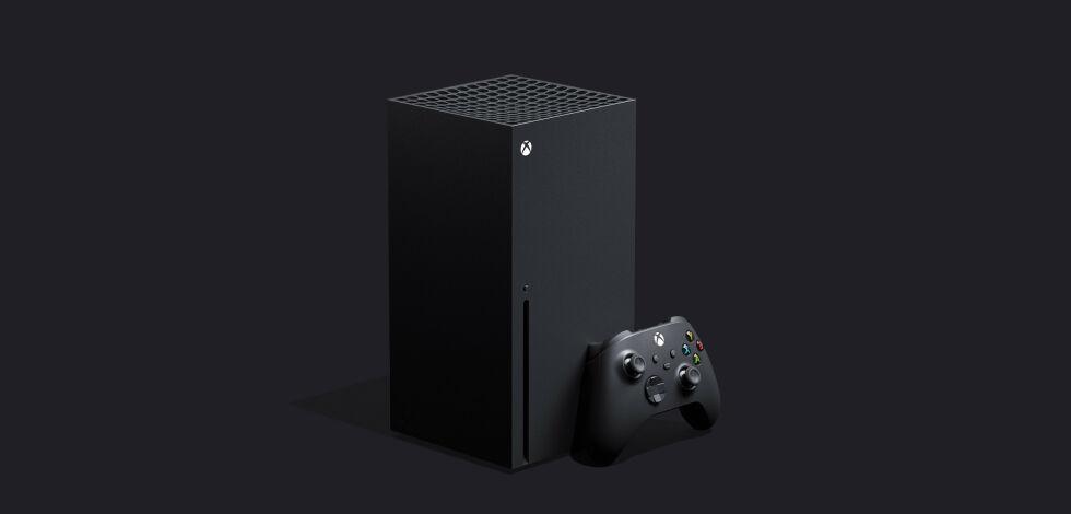 image: Her er den nye Xbox-en