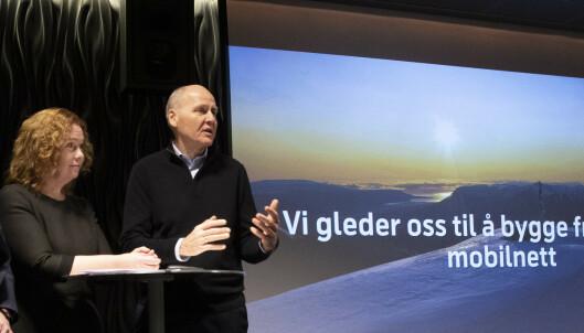 Telenor velger Ericsson