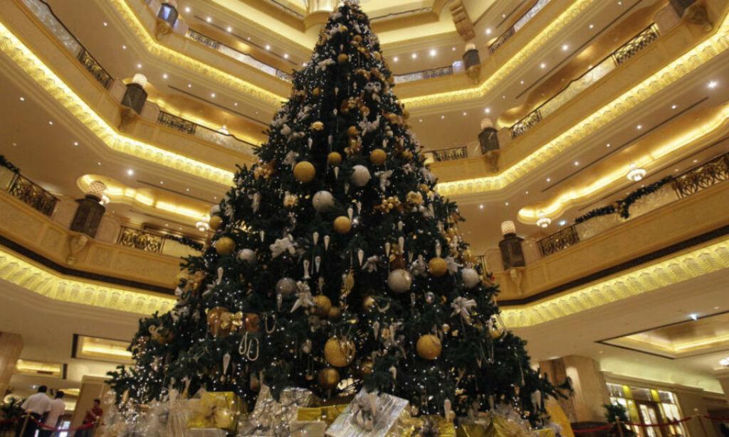image: Dette er verdens dyreste juletre