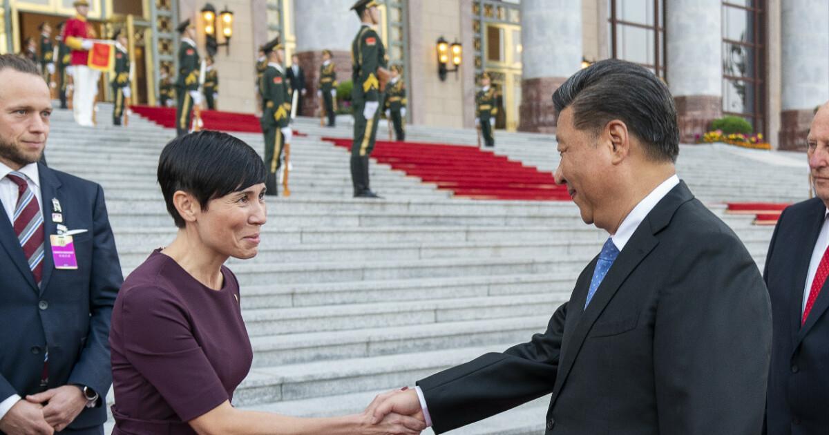 Vi må støtte Sverige mot press fra Kina