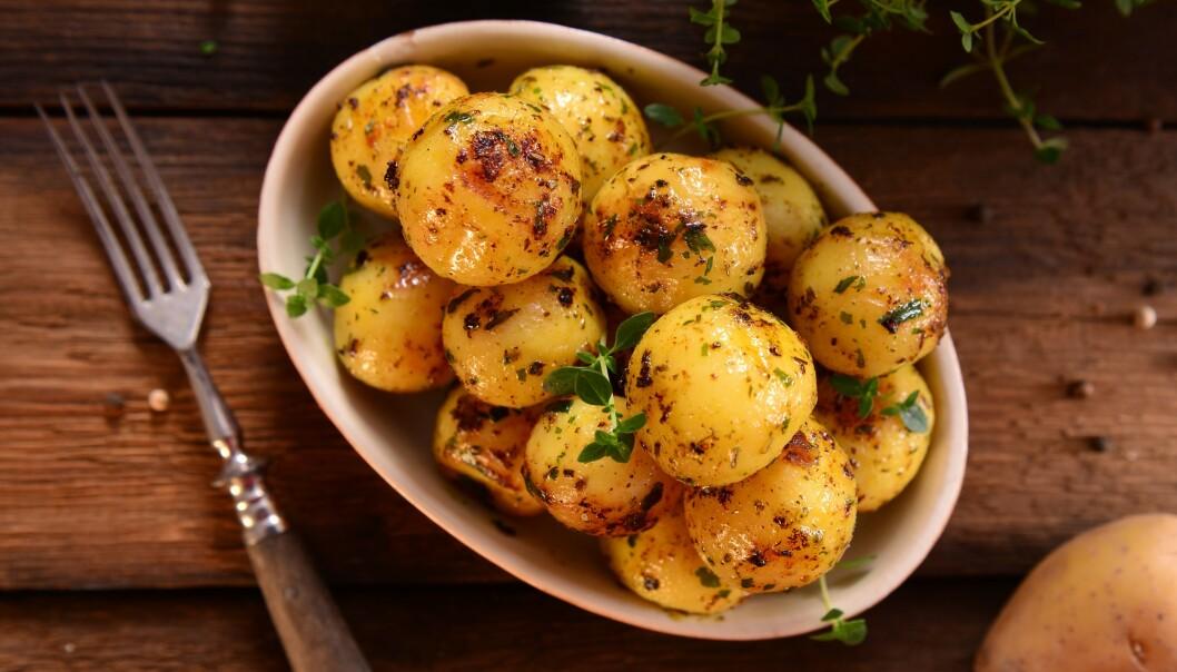 TRADISJONER: Hvilke poteter vi foretrekker til julemiddagen har mye med tradisjoner å gjøre. FOTO: Scanpix