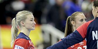 Norge ydmyket i VM-semi: – Jeg er skikkelig lei meg